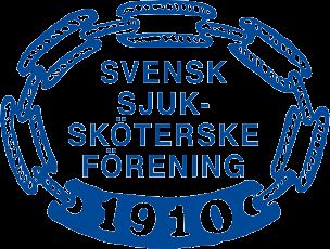 Logo Svensk Sjuksköterskeförening 1910